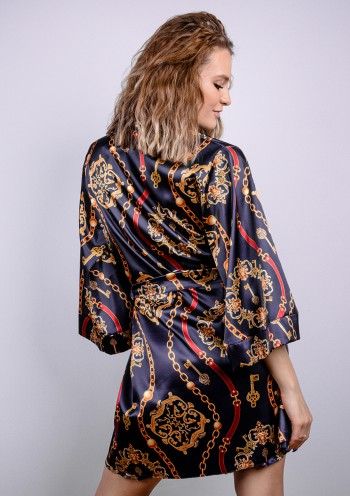 Dressing-gown DK - P christmas 8