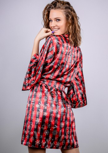 Dressing-gown DK - P christmas 16