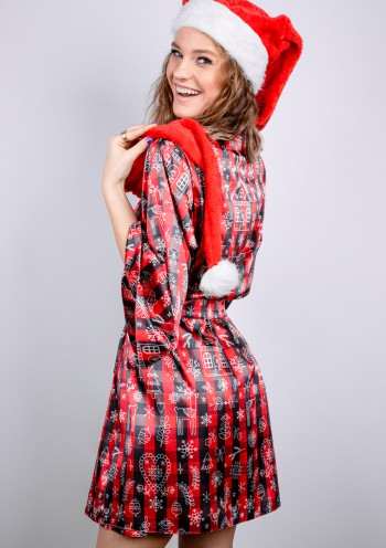 Dressing-gown DK - P christmas 17
