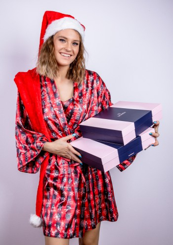 Dressing-gown DK - P christmas 19