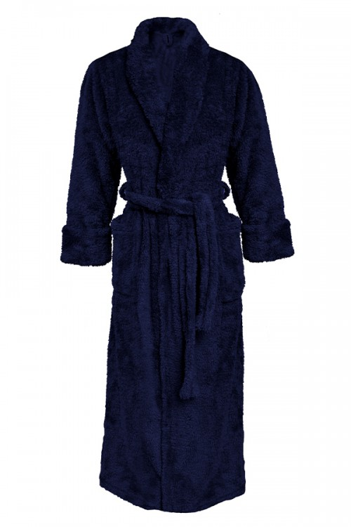 Dressing-gown, Dressing-gown Eliza Long