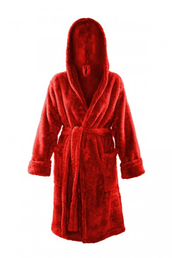 Dressing-gown Diana Red 1