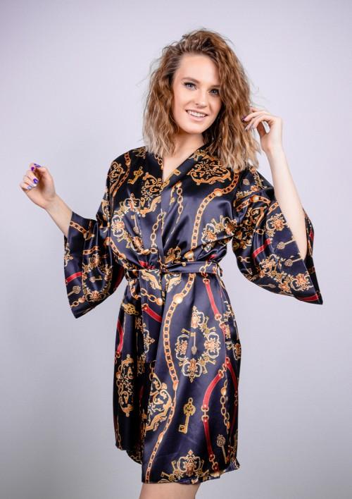 Print, Dressing-gown DK-P