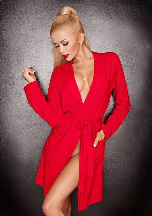 Dressing-gown, Dressing-gown Ines