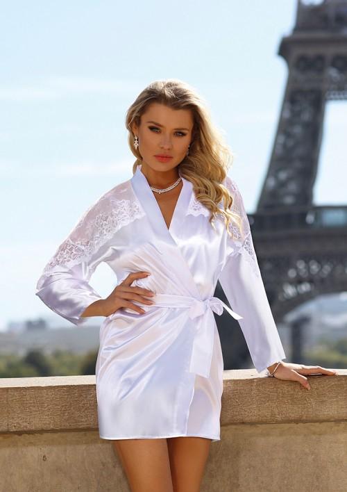 Dressing-gown, Dressing-gown ALEXANDRA Wedding