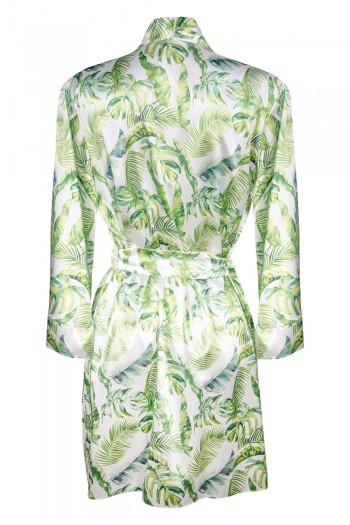 Dressing-gown Flowers DK - P 45