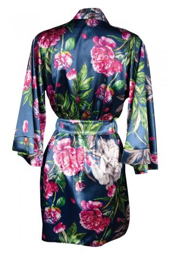 Dressing-gown Flowers DK - P 28