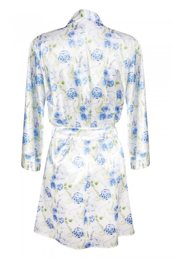 Dressing-gown Flowers DK - P 32