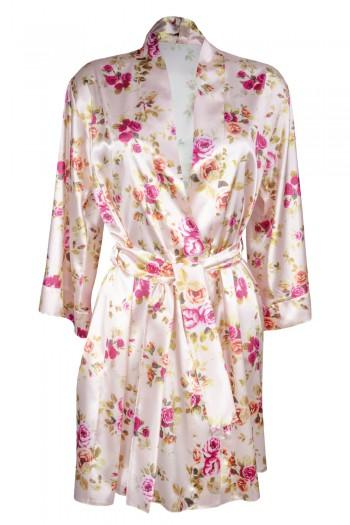 Dressing-gown Flowers DK - P 33