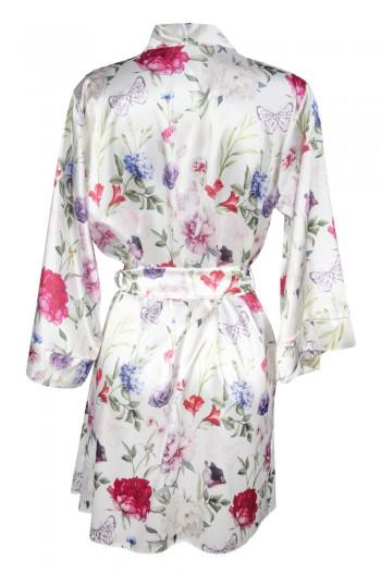 Dressing-gown Flowers DK - P 36