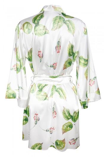 Dressing-gown Flowers DK - P 38
