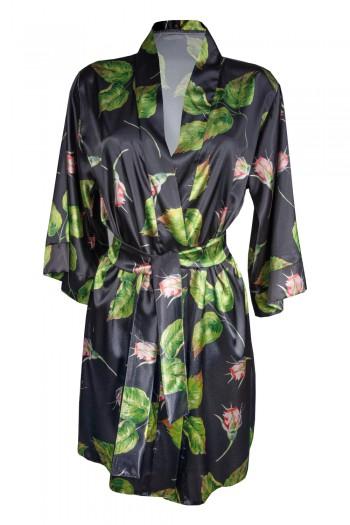 Dressing-gown Flowers DK - P 39