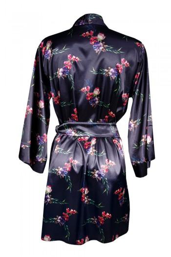 Dressing-gown Flowers DK - P 41
