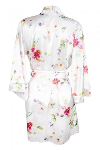 Dressing-gown Flowers DK - P 43