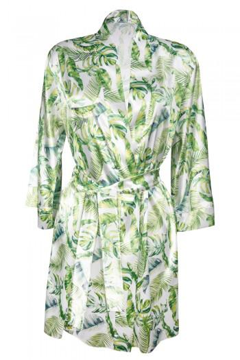 Dressing-gown Flowers DK - P 44