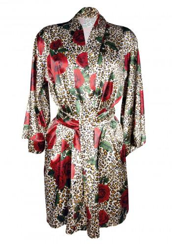 Dressing-gown Flowers DK - P 25
