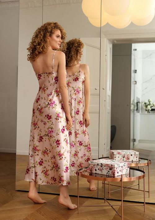 Halki damskie, Halka Flowers DK - HI