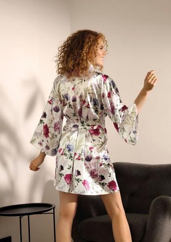 Dressing-gown Flowers DK - P 8