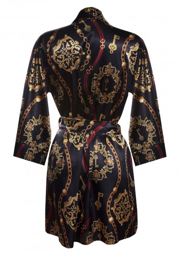 Dressing-gown DK - P christmas 2