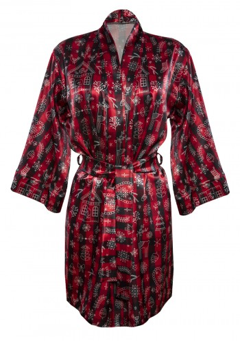 Dressing-gown DK - P christmas 5