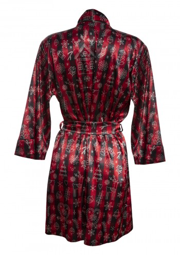 Dressing-gown DK - P christmas 6