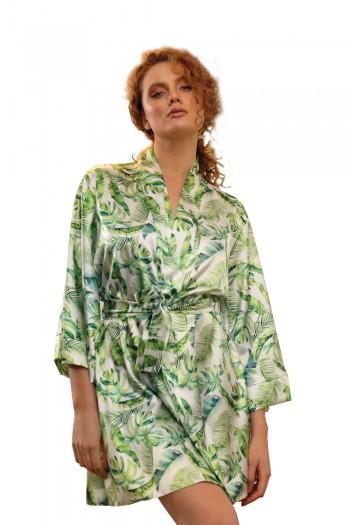 Dressing-gown Flowers DK - P 47