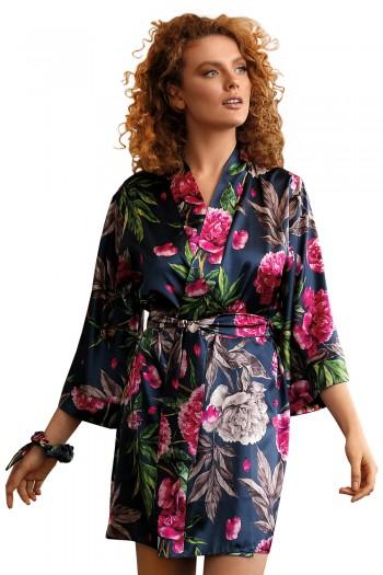 Dressing-gown Flowers DK - P 55