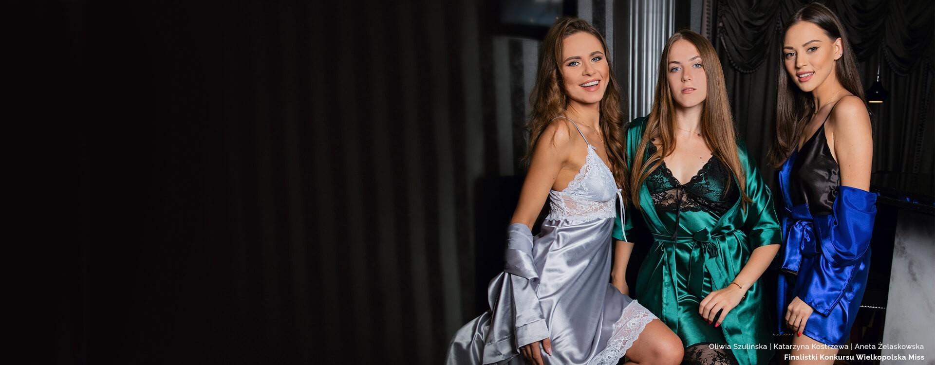 Szukasz zmysłowej bielizny na Dzień Kobiet? A może chcesz zaskoczyć odważniejszą stylizacją na wieczór we dwoje? Idealna podomka na romantyczny poranek? Odkryj piękno naszych kolekcji