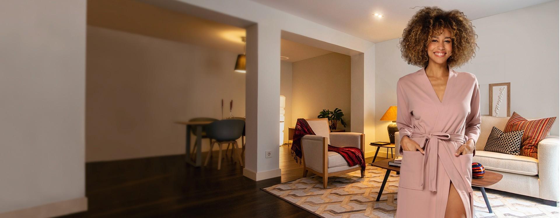 Tej jesieni otul się cieplutką podomką od Dkaren.